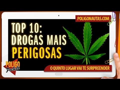 Top 10 Drogas mais Perigosas PoligoPocket