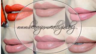 Huncalife Carmina Exclusive Matte Lipstick İnceleme  💄  6 Renk