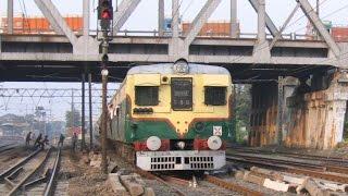 Non-stop EMU train.নন স্টপ ই এম উ ট্রেন।  नॉन स्टॉप ट्रैन।இடைவிடாத ஈமு ரயில்
