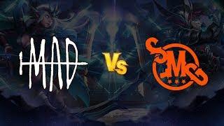 MAD vs SMG [Tuần 5][25.02.2018] - Garena Liên Quân Mobile