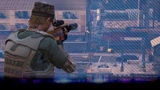 Half-Track stelen van zwaar bewaakte loods - GunRunning DLC - Noway (GTA 5 Online)