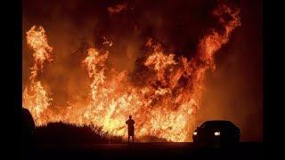 Breaking California Wildfires Update November 12 2018 News