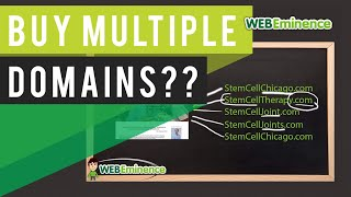 Multiple Domain Names - Is there an SEO benefit?