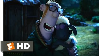 Shaun the Sheep Movie (10/10) Movie CLIP - Defeating Trumper (2015) HD