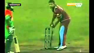 Never Seen Before - Funny incident in cricket Batsman forgot to take the winning run