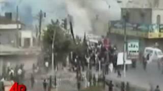 10 Muharram Blast in Karachi (Live)