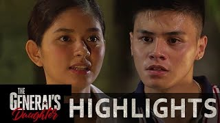Ivan scolds Claire when he discovers her tailing him | The General's Daughter