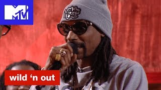 Snoop Dogg Owns Nick Cannon's Entire Team | Wild 'N Out | MTV