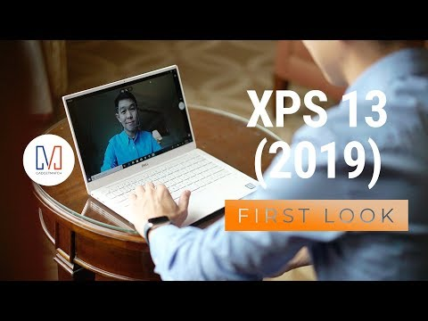 Dell XPS 13 2019 First Look