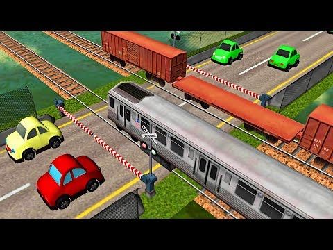 Xxx Mp4 Cars And Trains Cartoon Train Videos For Kids Railroad Crossing Local Train Game For Baby 1 3gp Sex