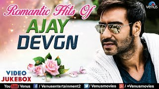 Ajay Devgn - Bollywood Romantic Hits | Hindi Songs | 90's Romantic Songs Collection | JUKEBOX