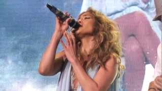 Jennifer Lopez If You Had My Love LIVE Brisbane, Australia - 18 December 2012