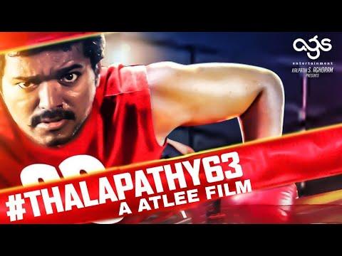 Xxx Mp4 Thalapathy 63 Three Villians For Thalapathy Vijay Atlee AGS Hot Tamil Cinema News 3gp Sex