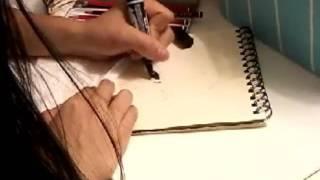 Kyun Gayi Farhan Saeed (drawing) by filipino artist
