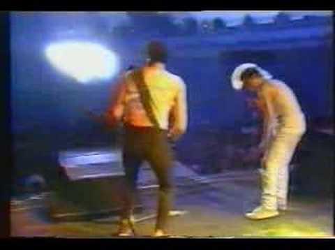 la polla rcords come mierda y morireis vivo san isidro 1986