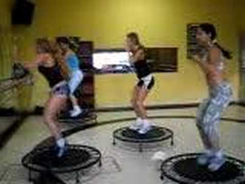 jump fitness show avançado