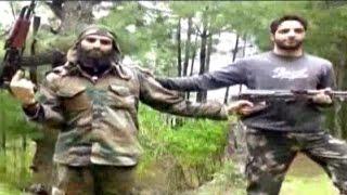 Burhan Muzaffar Wani, Hizbul Mujahideen Militant Commander, Picnic Video Leaked