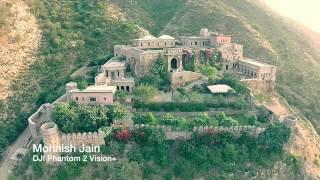The Dadhikar Fort, Alwar