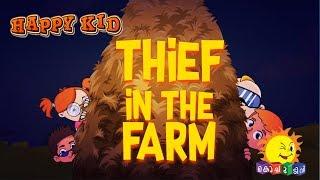 Happy Kid | Thief in the Farm | Episode 30 | Kochu TV | Malayalam