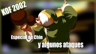 Como hacer el especial de Chin   KOF 2002 Magic Plus