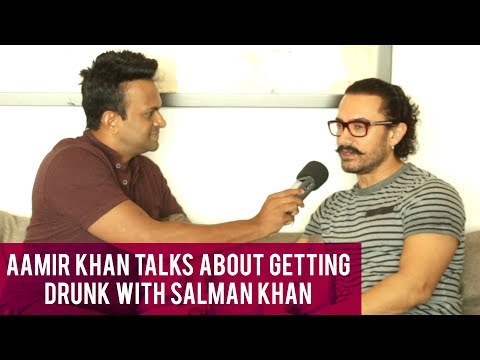 Xxx Mp4 Aamir Khan Talks About Getting Drunk With Salman Khan 3gp Sex