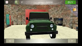 Russian Hunting 4x4 - HD Android Gameplay - Off-road games - Full HD Video (1080p)