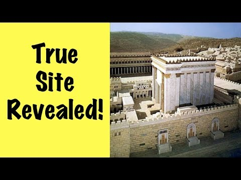 Third Jewish Temple Will Be Rebuilt Fulfilling Bible Prophecy
