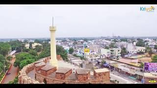 kurnool Aerial view with drone #mycitykurnool