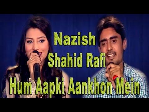 Hum Aapki Aankhon Mein | Nazish | Shahid Rafi | Virsa Heritage