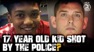 17 year old kid shot by the police - Prison Talk 16.9