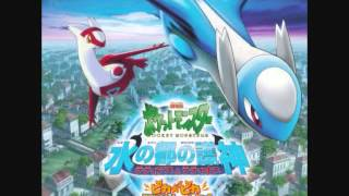 Pokémon Movie05 BGM - Sortie!