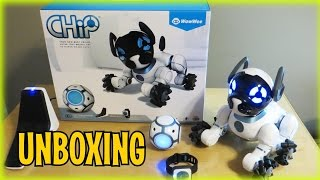 Day 1 - Unboxing CHiP Robot Dog Toy from WowWee (FULL REVIEW)
