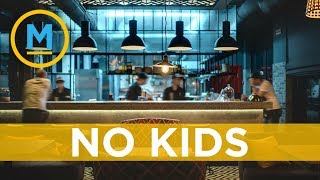 A restaurant in Germany has banned children after 5 p.m. | Your Morning