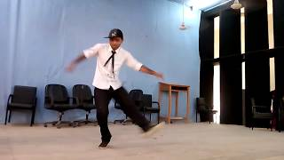 bangla lyrical hip hop dance by Arif at NSTU