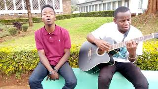 Bahati's Rock of my Life cover by Marafiki(Steezy and Jay Bee)
