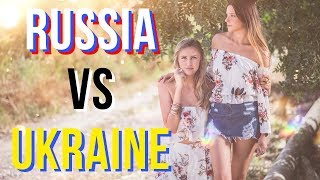 Russian Girls Or Ukrainian Girls, Who