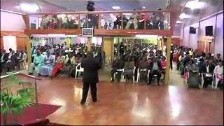 Apostle Prophet Andile Myemane PhD The Gospel of Christ
