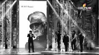 Sonu Nigam - Live Tribute to Legends - Mirchi Awards 2012 - 720p HD