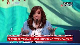 Cristina Presenta Su Libro Sinceramente. (Parte 2)