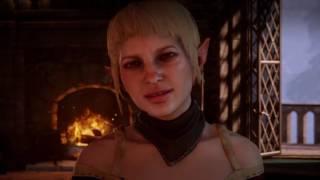 Female Qunari and Sera Romance