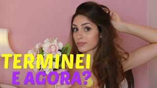TERMINEI, E AGORA?! | Camila Karam