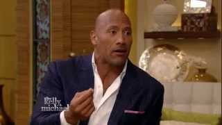 The Rock, Dwayne Johnson Hercules Yak Hair Beard