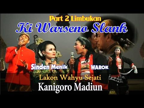 Wayang Kulit Ki Warseno Slank Limbukan Lucu Dagelan Warok Kanigoro Madiun 2