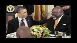 T.D. Jakes On Homosexuality & Same-Sex Marriage