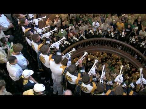 Irish Trumpets - University of Notre Dame