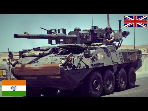 watch United Kingdom vs India Military Power Comparison HD 2016