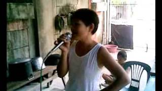 Vilma Mayhay singing japanese song
