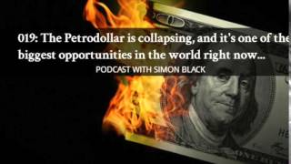The Petrodollar is collapsing, and it's one of the biggest opportunities in the world now [PODCAST]