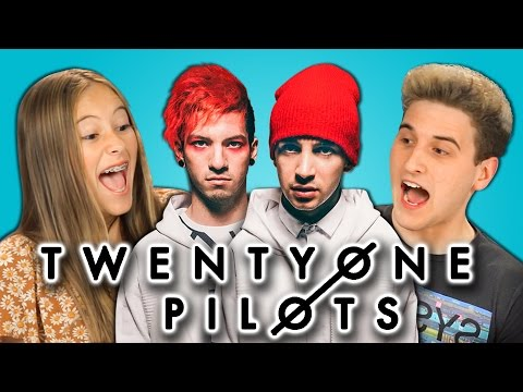 Teens React to Twenty One Pilots