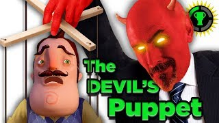 Game Theory: Hello Neighbor - The DEVIL is in the Details!